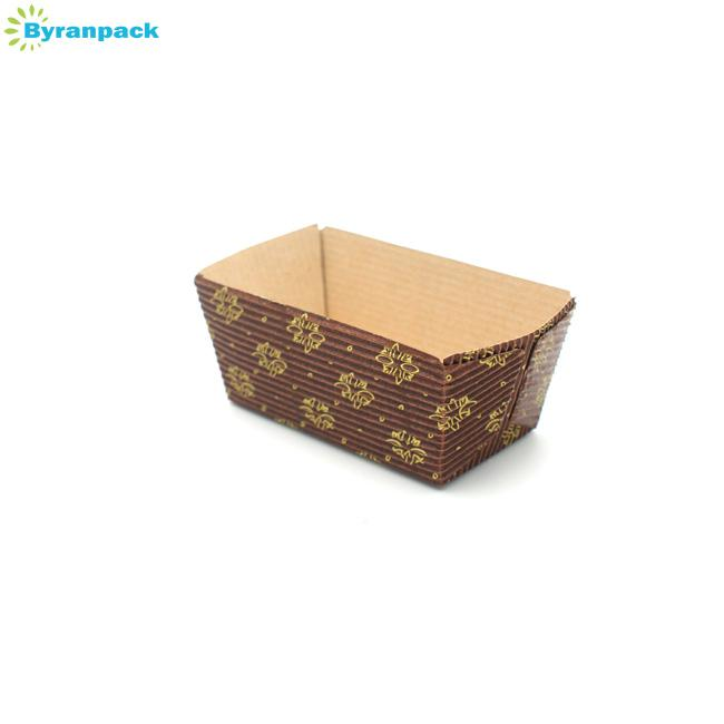Food Grade Corrugated Cupcake Boxes 24 , Colorful Cardboard Cupcake Boxes