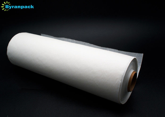 Greaseproof Jumbo Silicone Parchment Paper Roll Hot Size Below 450mm*100m